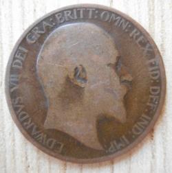 Image #1 of Halfpenny 1905