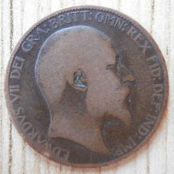 Image #1 of Halfpenny 1904