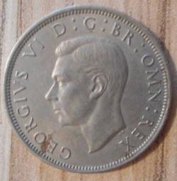 Half Crown 1947