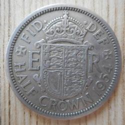Image #2 of 1/2 Crown 1954