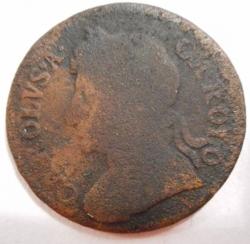 Image #1 of 1 Farthing 1673