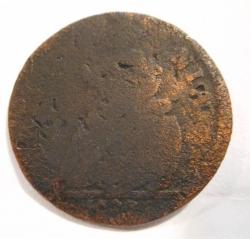 1 Farthing 1673