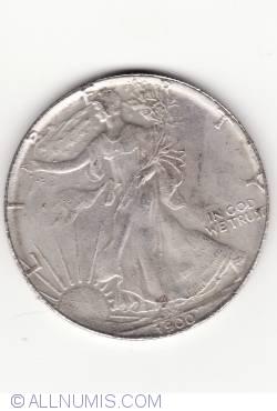 Image #1 of [COUNTERFEIT]  liberty dollar 1900