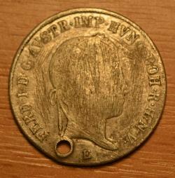 Image #2 of 20 Kreuzer 1846 E