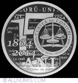 10 Lei 2014 - 150th anniversary of the establishment of the Court of Accounts