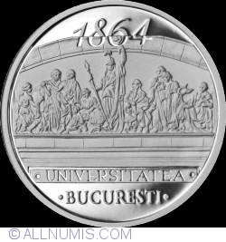 Image #2 of 10 Lei 2014 - 150 years of University of Bucharest
