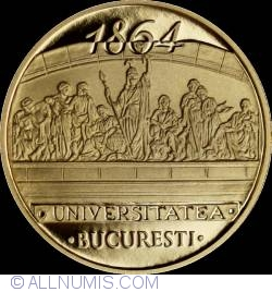 Image #2 of 100 Lei 2014 - 150 years of University of Bucharest