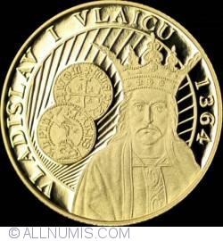 Image #2 of 100 Lei 2014 - 650 years since the start of Vladislav I Vlaicu's reign