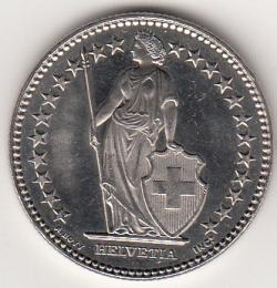 2 Francs 2011