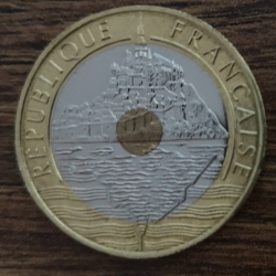 20 Franci 2001