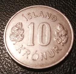 10 Kronur 1969