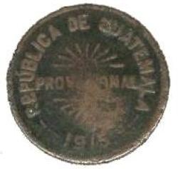 Image #1 of 25 Centavos 1915