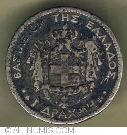 Imaginea #2 a 1 drachma 1868