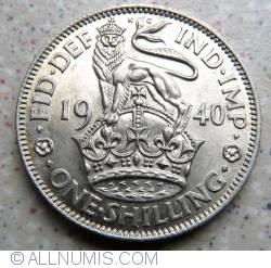 Shilling 1940