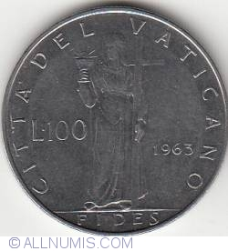 Image #1 of 100 Lire 1963