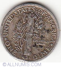 Image #2 of Dime 1923