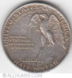 Image #1 of Half Dollar 1925 - Stone Mountain Memorial