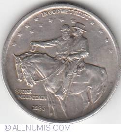 Image #2 of Half Dollar 1925 - Stone Mountain Memorial