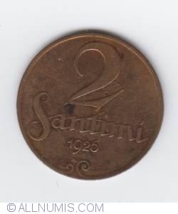 Image #1 of 2 Santimi 1926