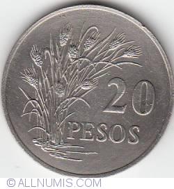 Image #1 of 20 Pesos 1977 - FAO