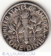 Image #2 of Dime 1946 S