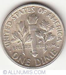 Image #2 of Dime 1947 D