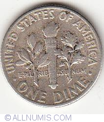 Image #2 of Dime 1950