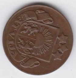 1 Santims 1926