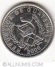 Image #2 of 5 Centavos 2006