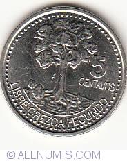 Image #1 of 5 Centavos 2006