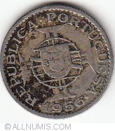 Image #2 of 2,50 Escudos 1956