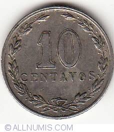 Image #1 of 10 Centavos 1942
