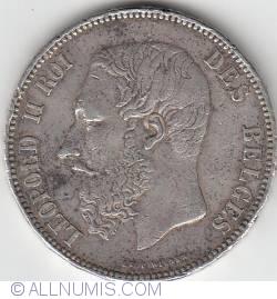 5 Francs 1868