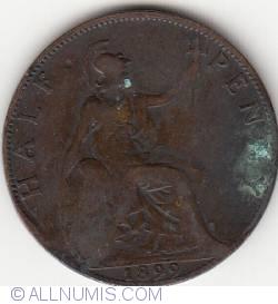 Halfpenny 1899