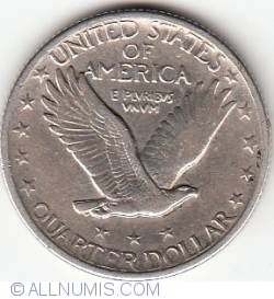 Image #1 of Standing Liberty Quarter 1918