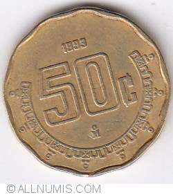 Image #1 of 50 Centavos 1993