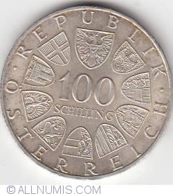 Image #1 of 100 Schilling 1979 - Bregenz