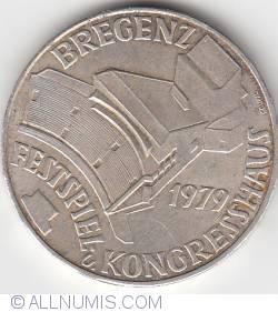 Image #2 of 100 Schilling 1979 - Bregenz