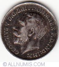 Threepence 1913