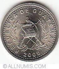 Image #2 of 5 Centavos 2000