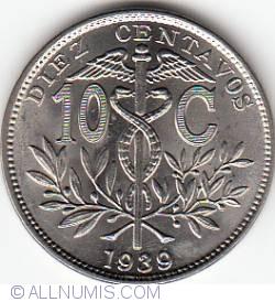 Imaginea #1 a 10 Centavos 1939