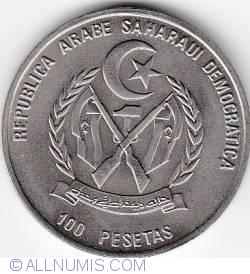Imaginea #1 a 100 Pesetas 1995