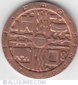 Imaginea #2 a 1000 Pesos 1969 - F.A.O.