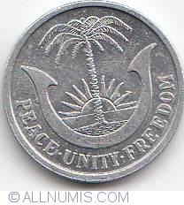 Imaginea #2 a 3 Pence 1969