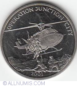 Image #2 of 5 Dollars 2001