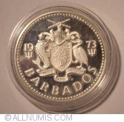 10 Dollars 1973 - Poseidon