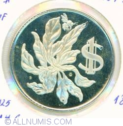 Image #1 of 1 dollar 1974