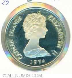 Image #2 of 1 dollar 1974
