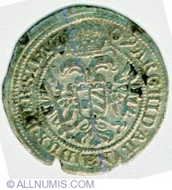 Image #2 of 3 Kreuzer 1709