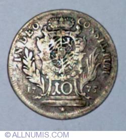 Image #2 of 10 Kreuzer 1775